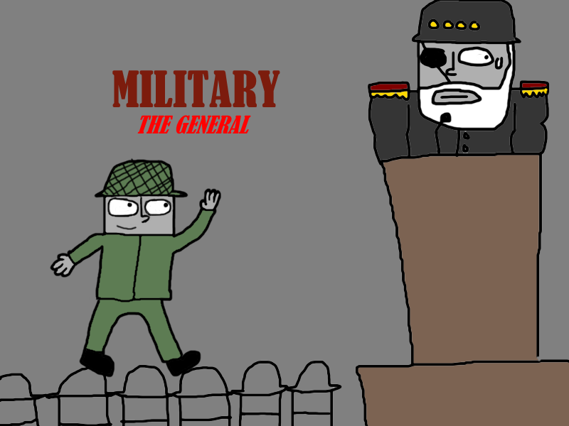 MILITARY PART 2